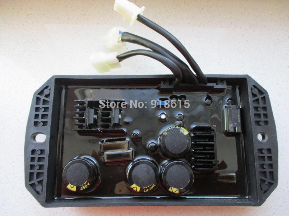 LIHUA TT93 1 10 WIRES AVR AUTOMATIC VOLTAGE REGULATOR GX620 GX630