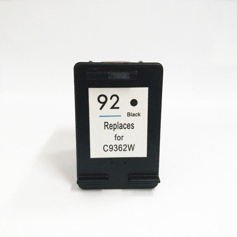 אוזניות ודיבוריות BlueTooth Vilaxh 92 החלפה תואמת דיו עבור HP Deskjet 92 עבור C3140 C3150 C3180 C3190 5440 5442 5443 PSC D4160 1507 1510 (2)