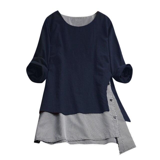 Polo Shirt Casual Button...