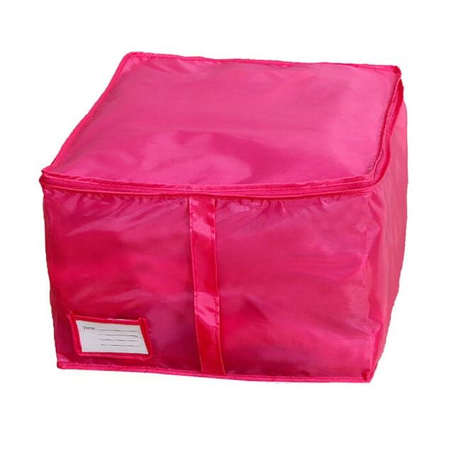Caixas de Armazenamento de roupas Colchas Bolsa de Underwear Socks Classificação Sacos do Organizador Caixas Oxford Armazenamento De roupas cobertor QUENTE