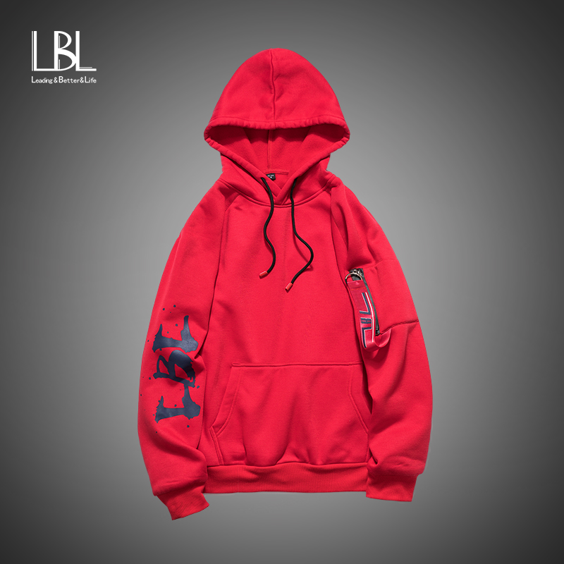 LBL Hoodies Men 2018 Autumn New Fashion Hoodies and Sweatshirts Brand Clothing LBL008 it will Be produced if it get more Likes