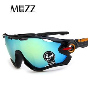 MUZZ Eyewear Unisex Sunglasses