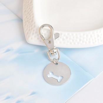 Meilleur ami bijoux humain chien os charme collier et collier correspondant amiti Pet bijoux chien amant