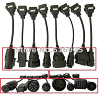 Wholesale Truck Cables For TCS CDP Pro For TRUCKS With Best Price 5PCS A Lot By