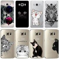 Coque For iPhone X 8 4 4S 5C 5 5S SE 6 6S 7 Plus Case For Samsung Galaxy A3 A5 J3 J5 J7 2016 2017 S5 S6 S7 Edge S8 Plus