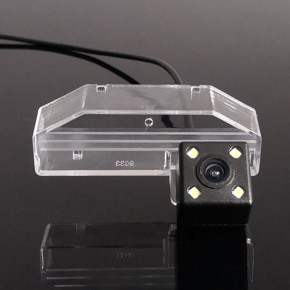 170 Degree CCD Car Rear View Reverse Parking Camera For Mazda 6 M6 GH 2007-2013/6 Ruiyi 2008-2009/RX-8/Atenza GH 2007-2012