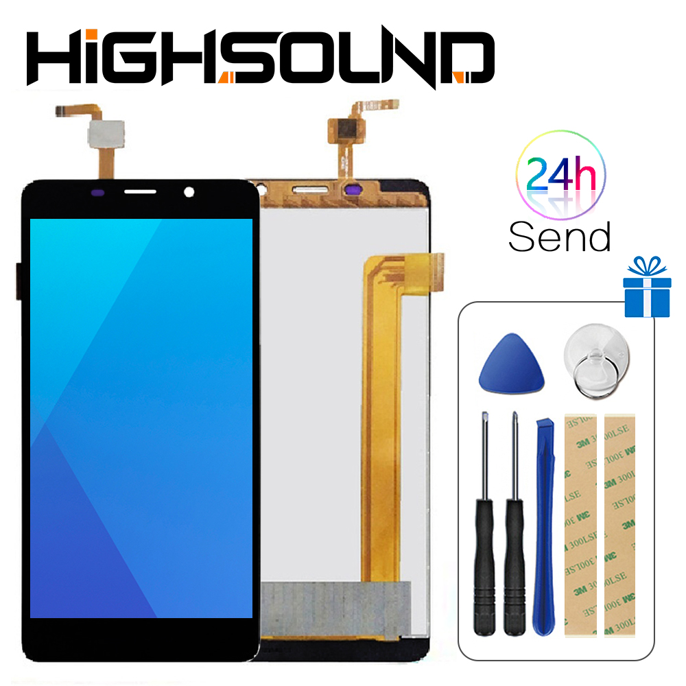 For Leagoo M8 LCD Display+Touch Screen Digitizer Repair Parts for Leagoo M8 Pro LCD Screen Glass Panel Sensor+ Tools