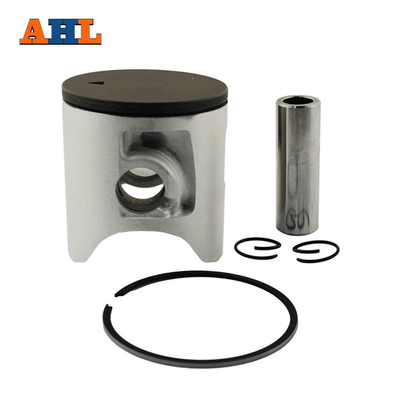 AHL Motorcycle STD 54mm Piston & Piston Ring Kit for HONDA CR125 CR 125 1996-1999 Standard Bore size 54mm лампа автомобильная avs atlas anti fog h27 881 12v 27w