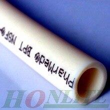 Pharmed BPT Перистальтический Трубка с одобрения FDA. 1/8 «(ID) х 1/4» (ДИАМЕТР) х 1 м (L)