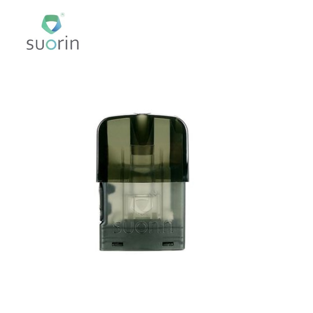 1-20 PCS Original Suorin Edge Pod Cartridge 1.5ml Capacity With 1.4ohm Coil E-cig Vape Accessories For Suorin Edge Pod Kit