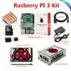 New Raspberry Pi 3 Model B Board 3 5 Touch Screen 8GB TF Card 2 5A