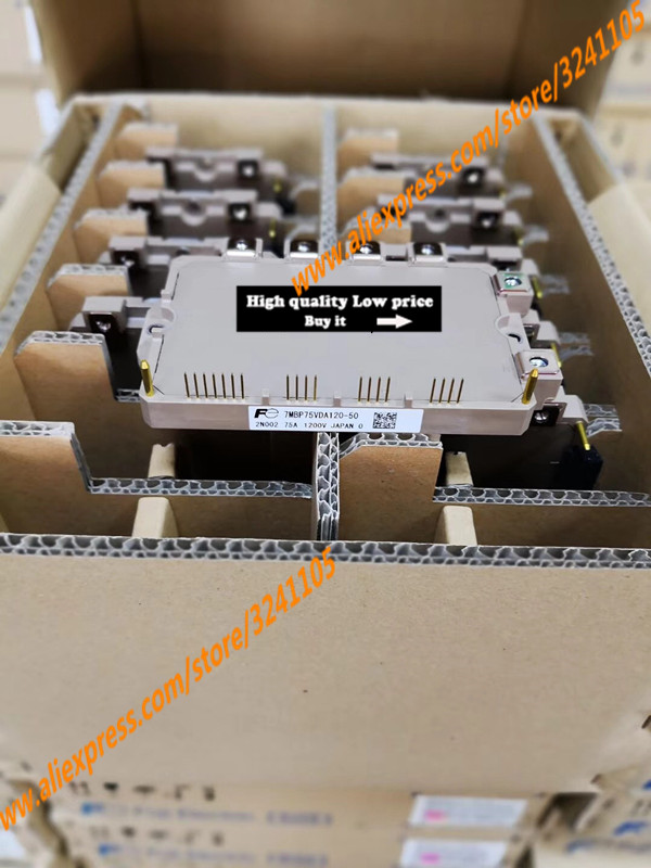 Free Shipping  NEW  7MBP75VDA120-50  MODULE