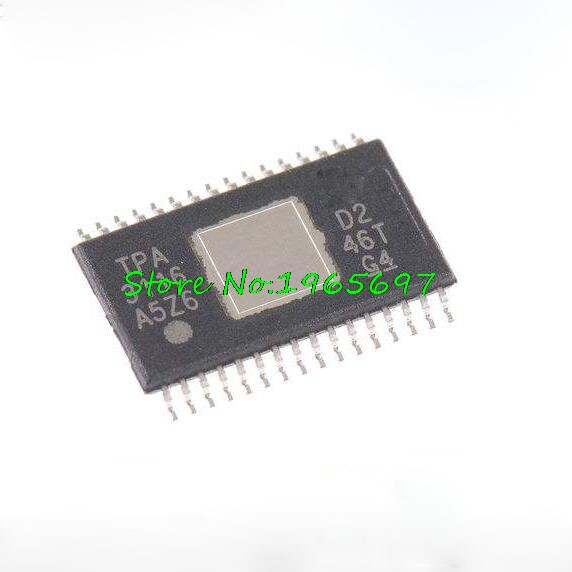 1pcs/lot TPA3116D2DADR TPA3116D2 TPA3116 HTSSOP-32 New Original In Stock