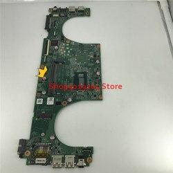 CN 041VDN 041VDN 41VDN do DELL Vostro 5480 V5480 Laptop płyta główna SR1EK I3 4005U procesora DAJW8GMB8C1 JW8G płyty głównej płyta główna w Płyty główne do laptopów od Komputer i biuro na