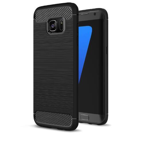 Högkvalitativ halkfri telefonväska för Samsung Galaxy S7 Edge - Reservdelar och tillbehör för mobiltelefoner - Foto 1