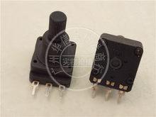 Original novo 100% único potenciômetro 10k alça incluindo comprimento da linha 19mm (interruptor)