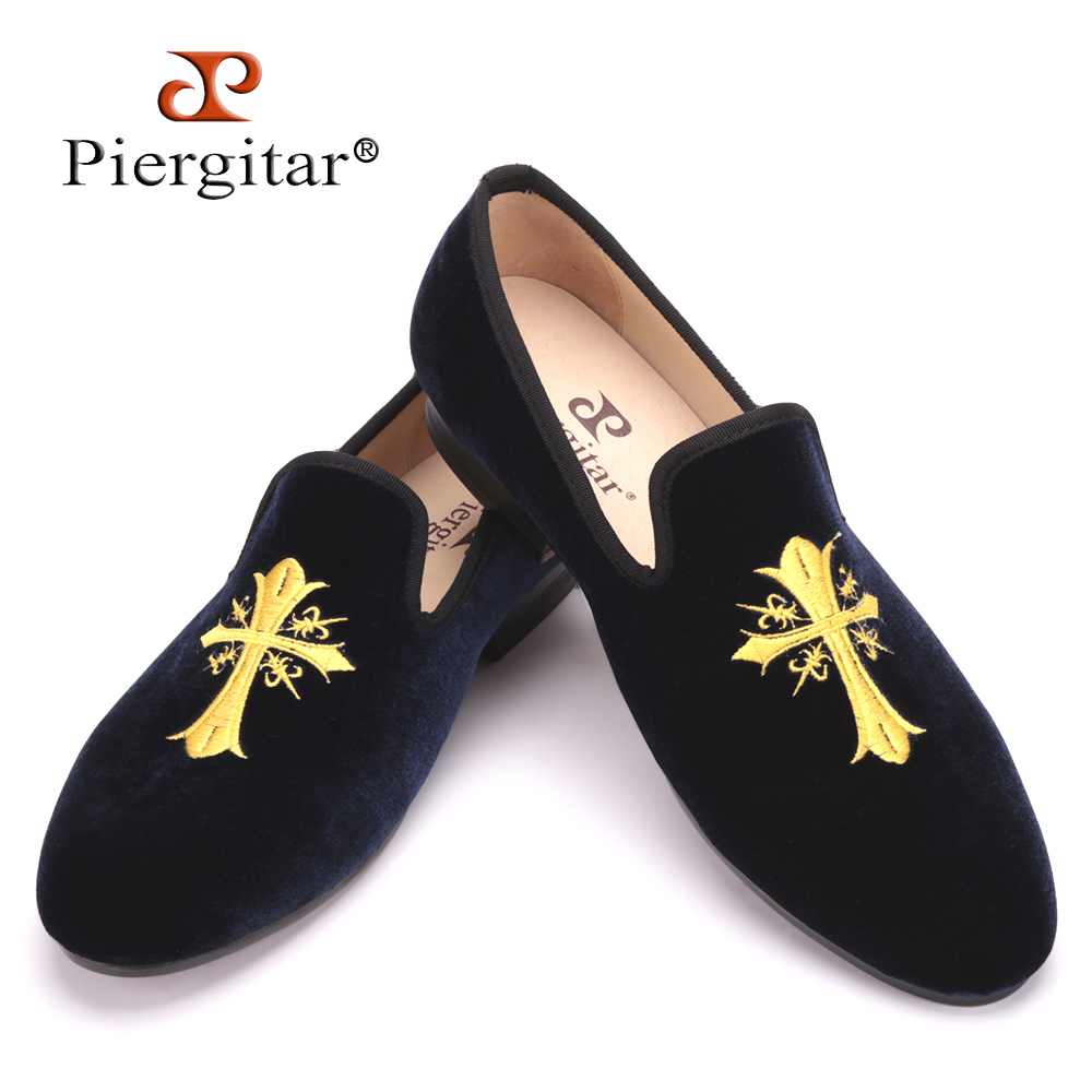 Exquisite Embroidery patterns Men Velvet Shoes Men Wedding and Party Loafers Plus Size Men Flats Size US 4-17 Free shipping velvet men shoes luxury hand baroque pattern plate flower men shoes wedding shoe men flat shoes plus size 6 13 free shipping