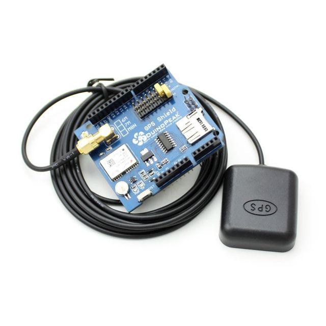 NEO-M8N GPS Щит Плата Расширения Сверхбыстрой Позиционирования Компас для Arduino