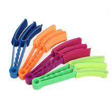Window Blinds Cleaning Brushes 3-blades Air Conditioning Cleaner Shutter Home Tool Multifunctional Dust Brush Cleaning JK0033