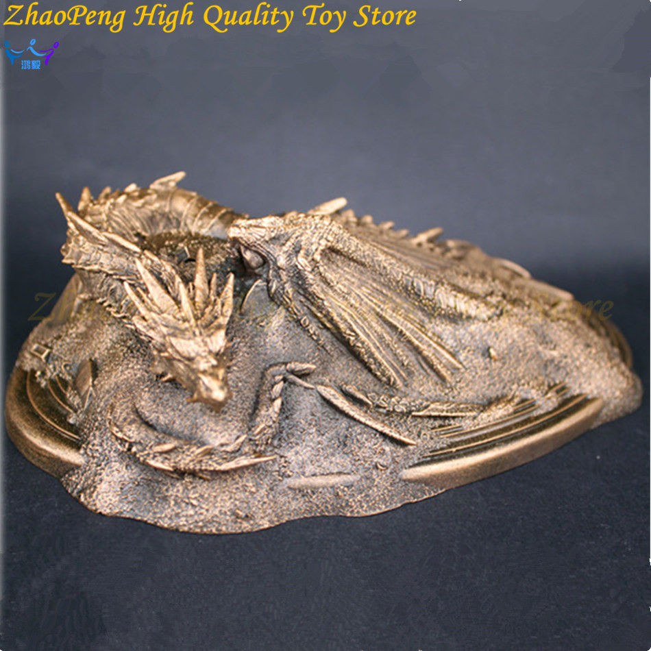 2 Multi Lord of the Rings Anime Figure Smaug statue Action Figure resin Desktop Decor Decoration kids toys Gift Children the garage kit resin kit of weeping angels doctor who action figure gift toys mini figures