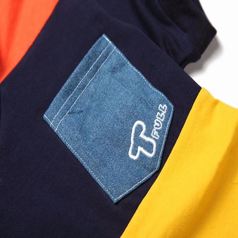 boy sport stripe clothing set (9)