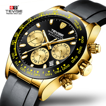 TEVISE T838A Business Men Automatic Mechanical Watch