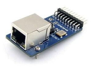 DP83848 イーサネットボードイーサネットモジュール特長シングルポート 10/100 メガバイト/秒のイーサネット物理層トランシーバと RJ45 コネクタ