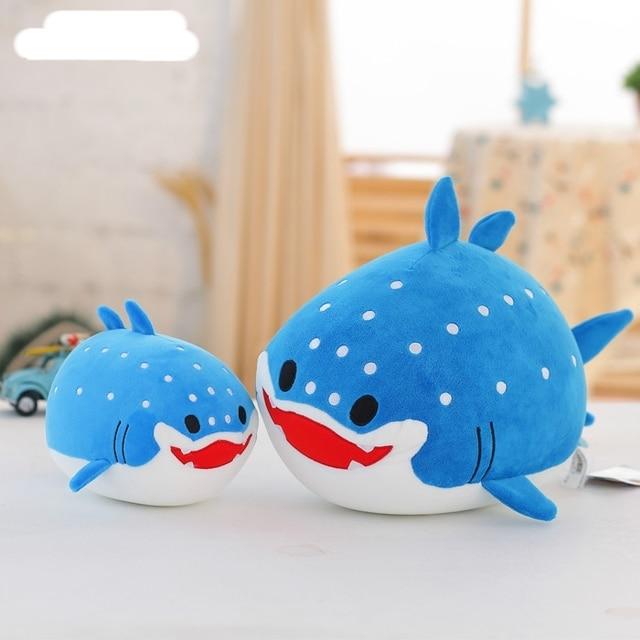 Cute Dolphin, Seals, Walruses, Killer Whales, Whale Sharks Plush Toys, Ocean Alliance  Children Doll Dolls Foam Particles 3