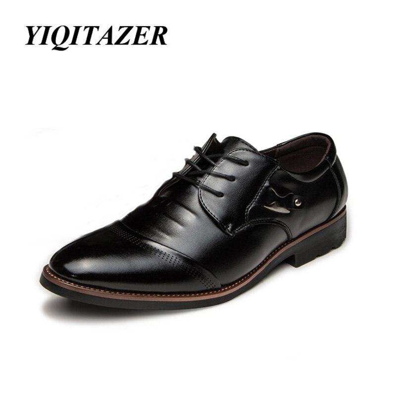 Gentleman Shoes Brown
