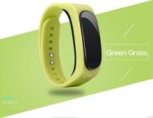 Iwown I6 HR монитор сердечного ритма Smart Браслет Спорт Bluetooth 4.0 Smart Band фитнес-трекер для IOS Android