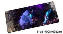 Rek'Sai mouse pad 900x400mm pad mouse lol notbook computer mousepad Void Burrower gaming padmouse gamer laptop mouse mats