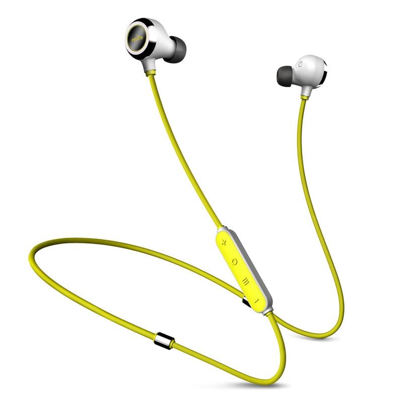 Mifo i6 bande de cou magnétique stéréo casque musique Bluetooth écouteur sans fil d'entraînement Sport HiFi écouteurs aimant attractif charge