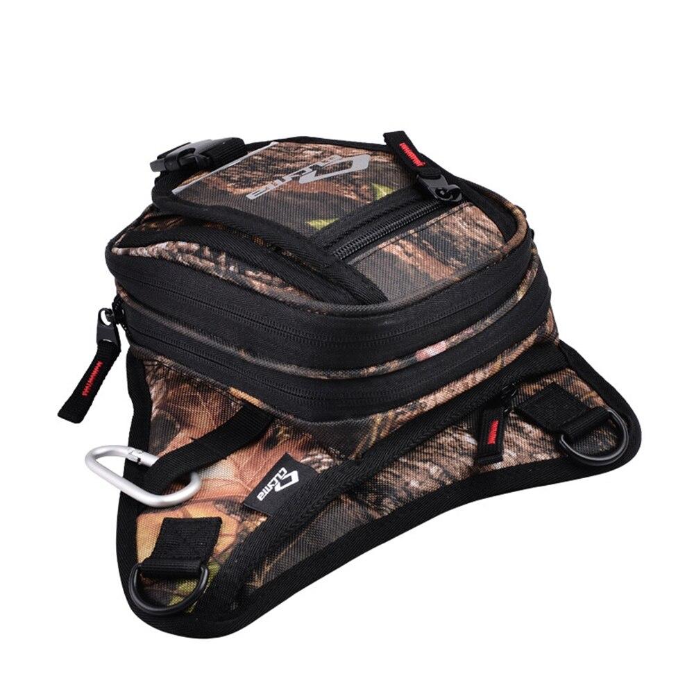 Sac de taille de cyclisme sac de jambe imperméable à l'eau moto pochette de ceinture de chute drôle sac de ceinture sac de ceinture sac de jambe pour les hommes