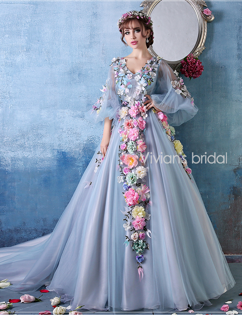 Fairy Style Wedding Dresses | Dress images