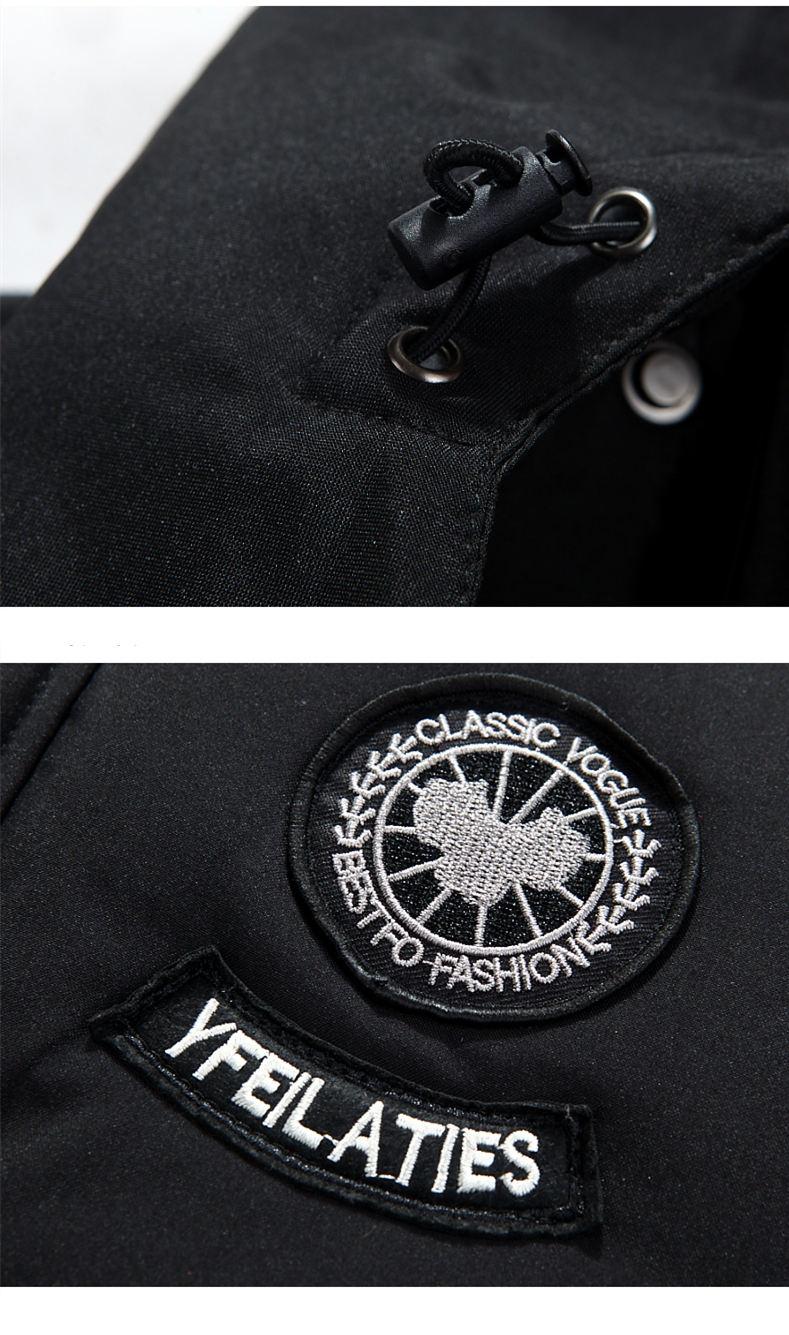 Brand Jacket Men Clothes Winter Jacket Men thick Windproof Hood parka mens jackets and coats Windbreaker Coat Jaqueta masculina (6)