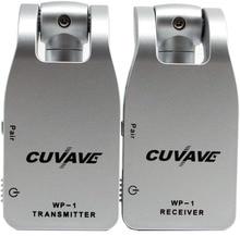 2019 CUVAVE WP-1 2,4G Беспроводная гитарная система передатчик и приемник Встроенный перезаряжаемый литиевый