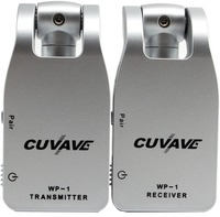 2019 CUVAVE WP 1 2.4G Wireless Guitar System Transmitter & Receiver Built in Rechargeable Lithium