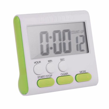 Multifunctional Practical Kitchen Timer Alarm Clock Home Cooking Supplies Cook Food Tools Kitchen Accessories digital clock