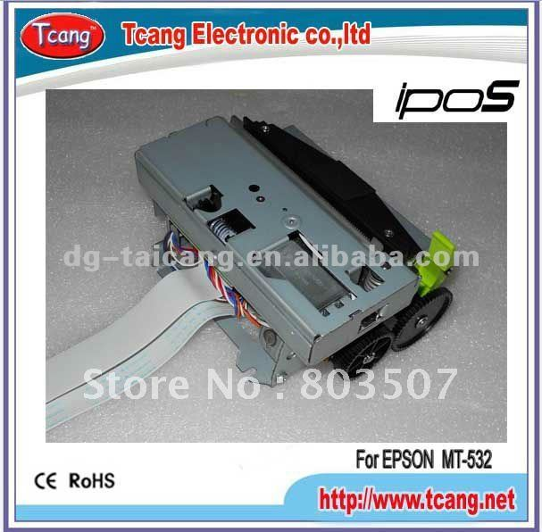 mini Thermal Printer Mechanism+ driver board+anti-jam for EPSON MT-532