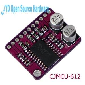 1pcs CJMCU-612 High Definition Stereo Headphone Amplifier Low Power Audio Amplifier TPA6120