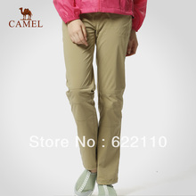 Camel outdoor quick-drying pants ,Women's ultra-light breathable quick-drying pants ,wear resistant,breathable2s01005