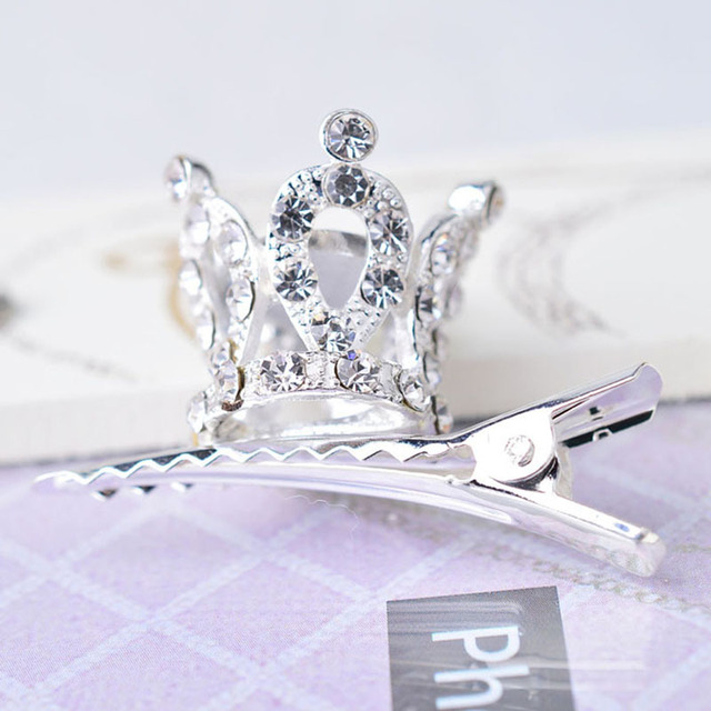 Crown Shaped Hair Accessory