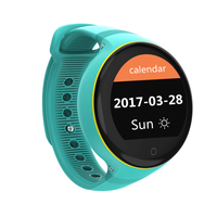 2017 новые детские часы smartwatch С Камера SOS gps местоположение устройства ребенка трекер smart watch anti Потерянный для детей безопасный PK Q90