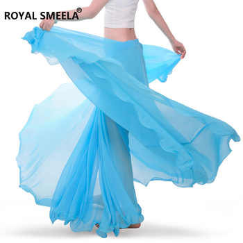 New 720 Degree Beautiful Yarn Belly dance Skirt Professional Full Bellydance Dress Performance Costume Clothes Clothing Skirts - DISCOUNT ITEM  34% OFF Novelty & Special Use