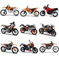 Maisto 1:18 KTM RC 390/450 Rally/450 SX-F/640 DUKE II/520 SX/690 DUKE/525 SX/450 EXC Die-casts model bike Collection