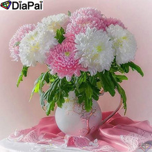 DiaPai Diamond Painting 5D DIY 100% Full Square/Round Drill Flower landscape Embroidery Cross Stitch 3D Decor A24740