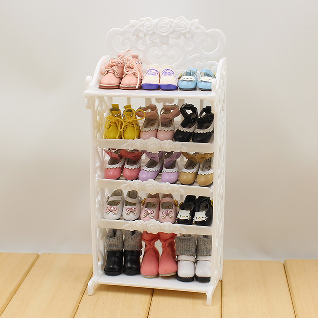 Shoes Storage Part - 41: Doll Shoe Rack Shoes Storage Rack