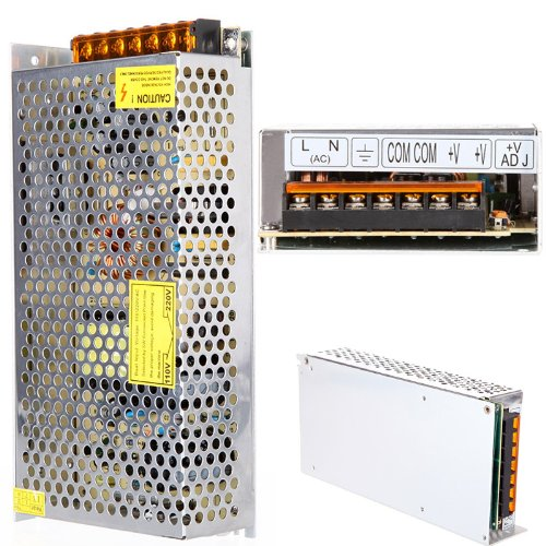 Voltage Transformer Switch Power Supply for LED Strip Light led control voltage transformer power