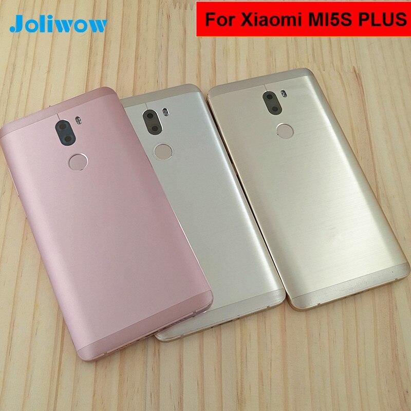 FOR XIAOMI MI5S PLUS Battery Back Cover Rear Door Housing Side Key for Xiaomi MI MI5S