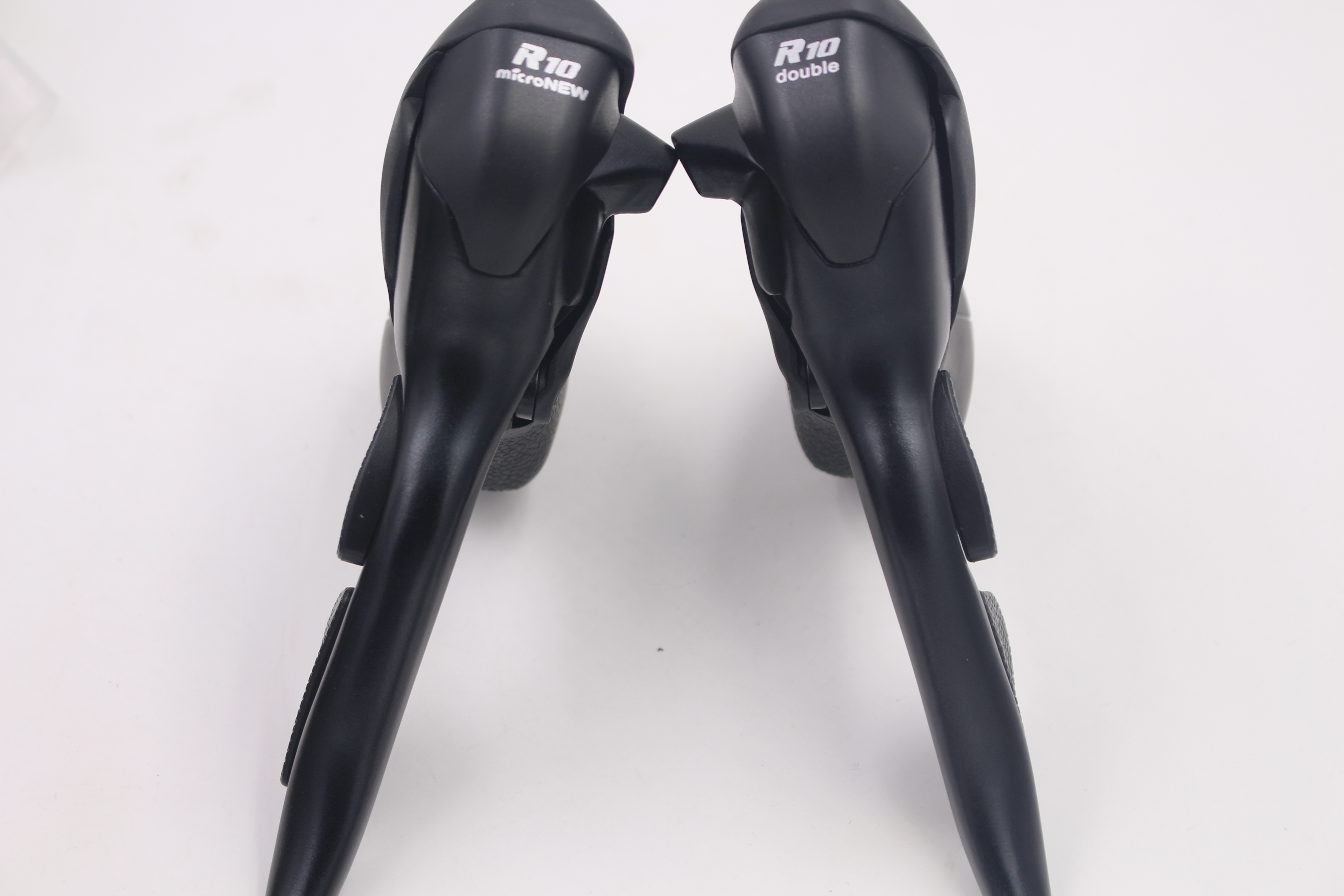 Micronew Road Bike STI Shifters, 2 x 10 speed,Compatible for <font><b>Shimano</b></font> <font><b>105</b></font> STI ST-5700 4600 Shifters Groupset image